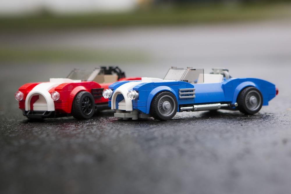 LEGO IDEAS - Product Ideas - Speed Champions: Shelby Cobra
