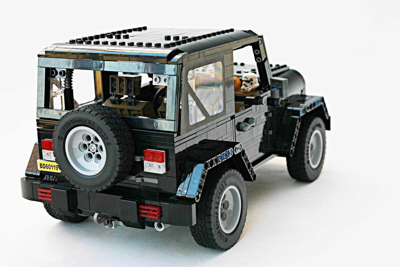Lego Ideas Product Ideas Jeep Wrangler Rubicon