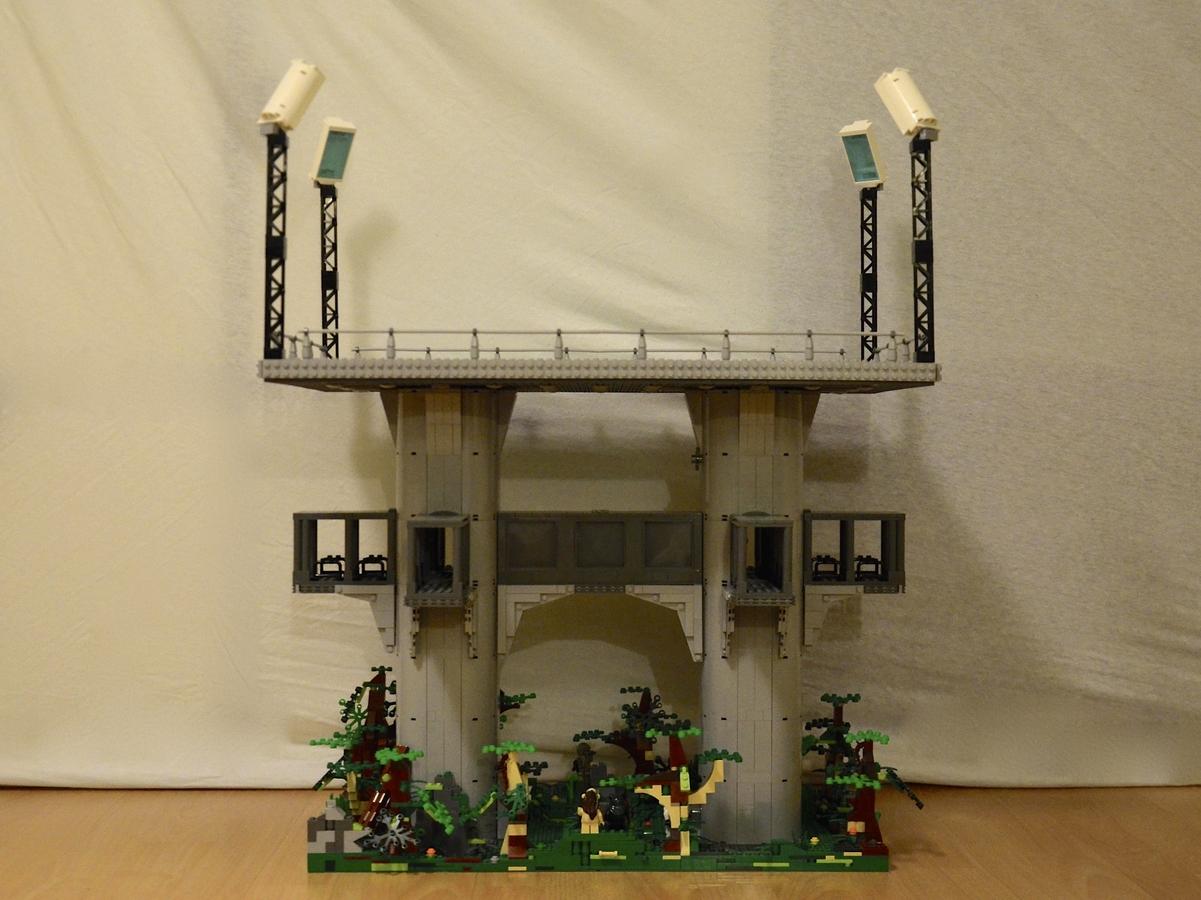 Lego Ideas Product Ideas Endor Landing Platform