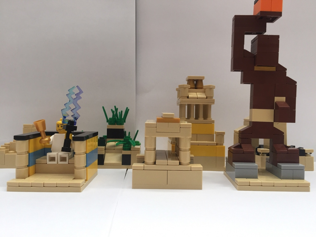 LEGO IDEAS - Product Ideas - The 7 Wonders of the World