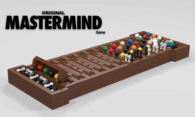 Mastermind Original Spiel