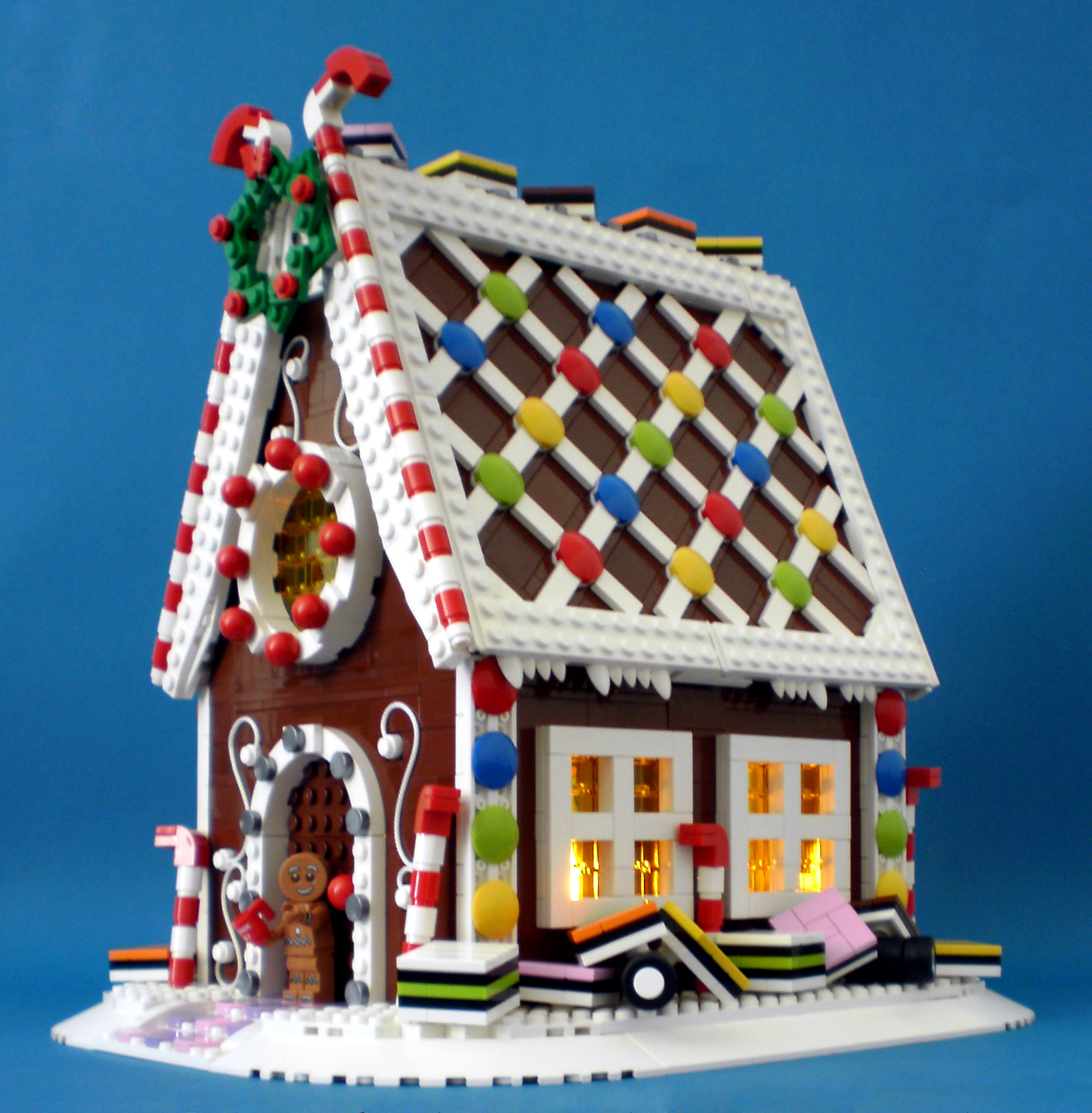 Lego Ideas Product Ideas Gingerbread House