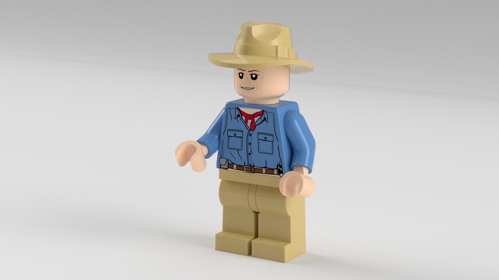 LEGO IDEAS - Product Ideas - Jurassic Park 25th Anniversary: T. Rex ...
