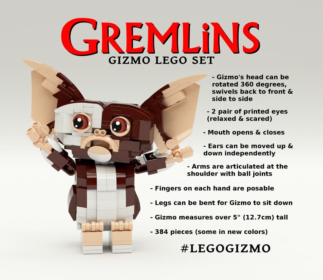 LEGO IDEAS - Product Ideas - Gizmo