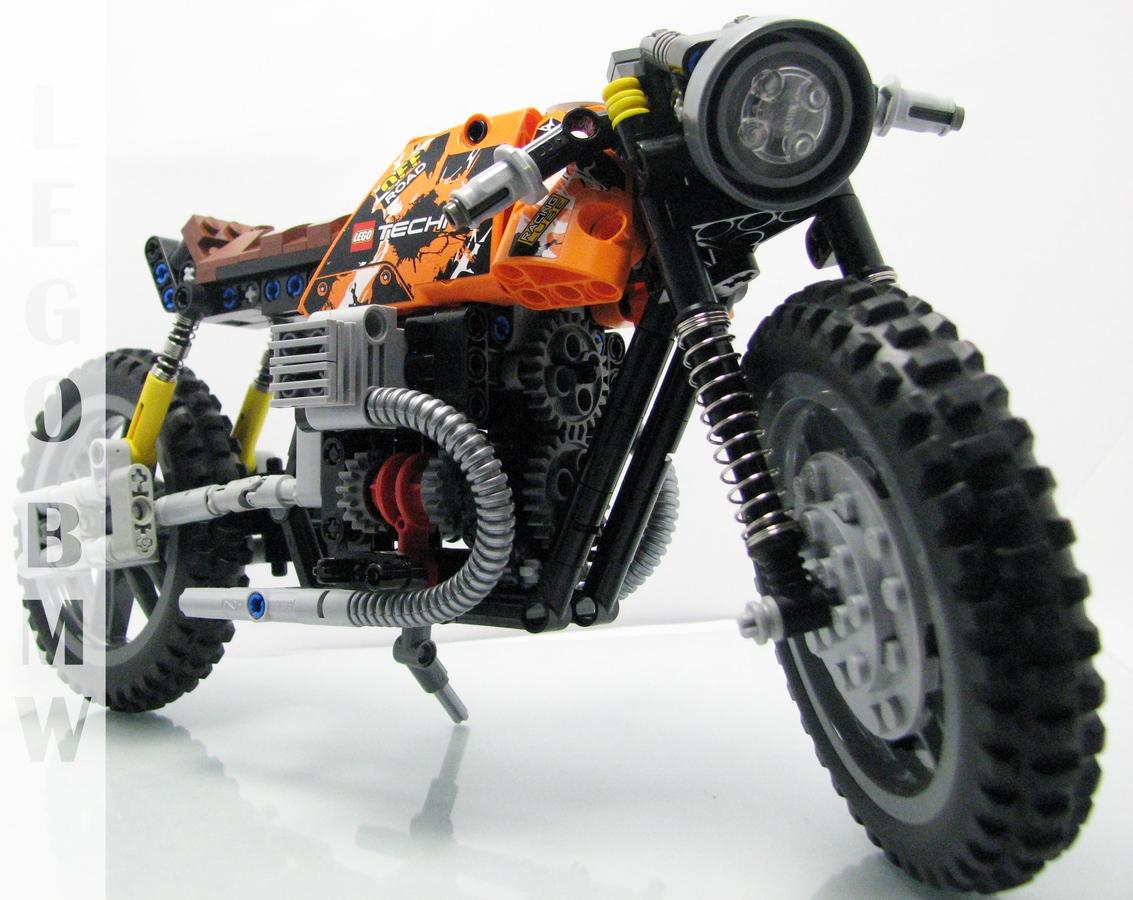 Lego Ideas Product Ideas Bmw Cafe Racer