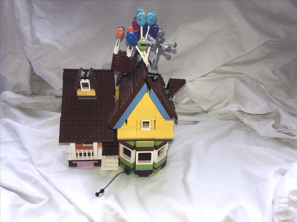 Lego Ideas Product Ideas Pixar Up House