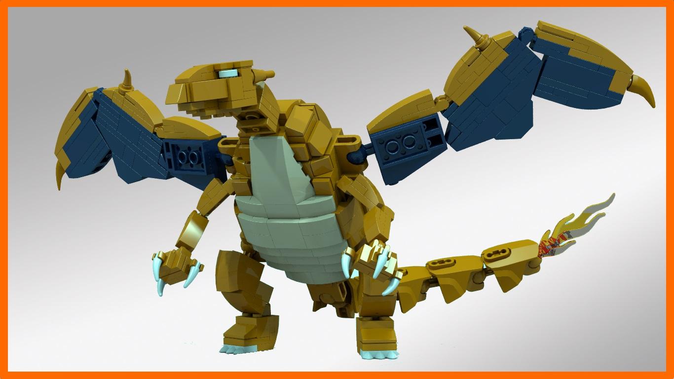 Lego Ideas Product Ideas Pokemon Charizard