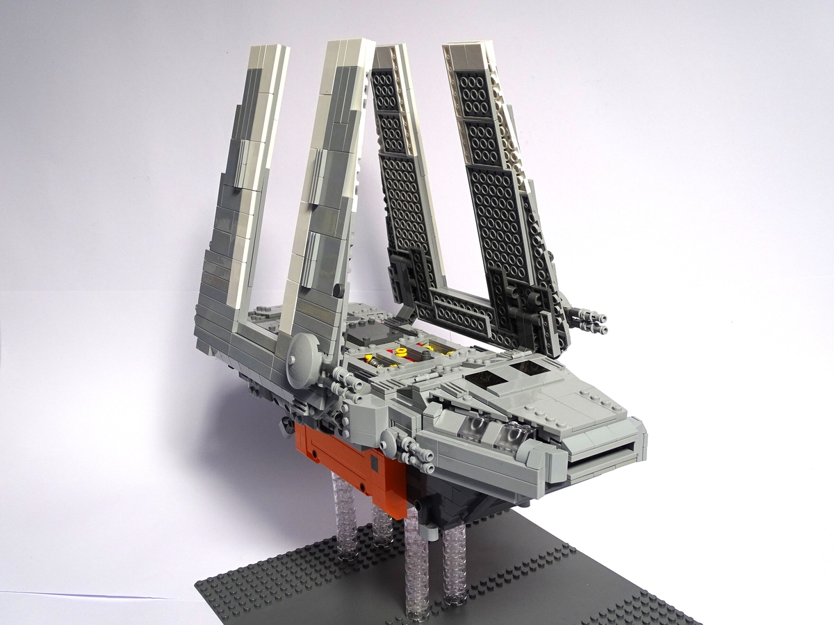 Lego Ideas Product Ideas Rogue One Cargo Shuttle Sw 0608