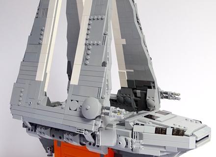Lego Ideas Product Ideas Rogue One Cargo Shuttle Sw 0608