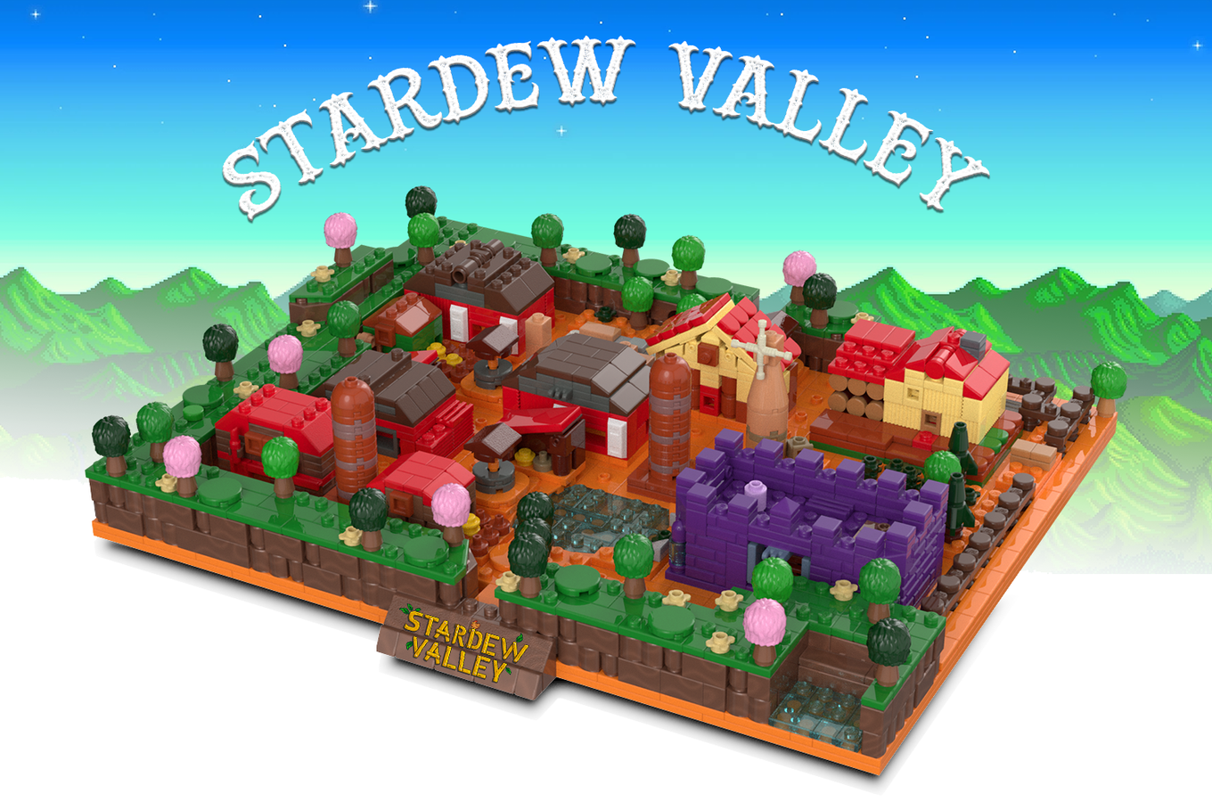 LEGO IDEAS - Product Ideas - Stardew Valley - The Game