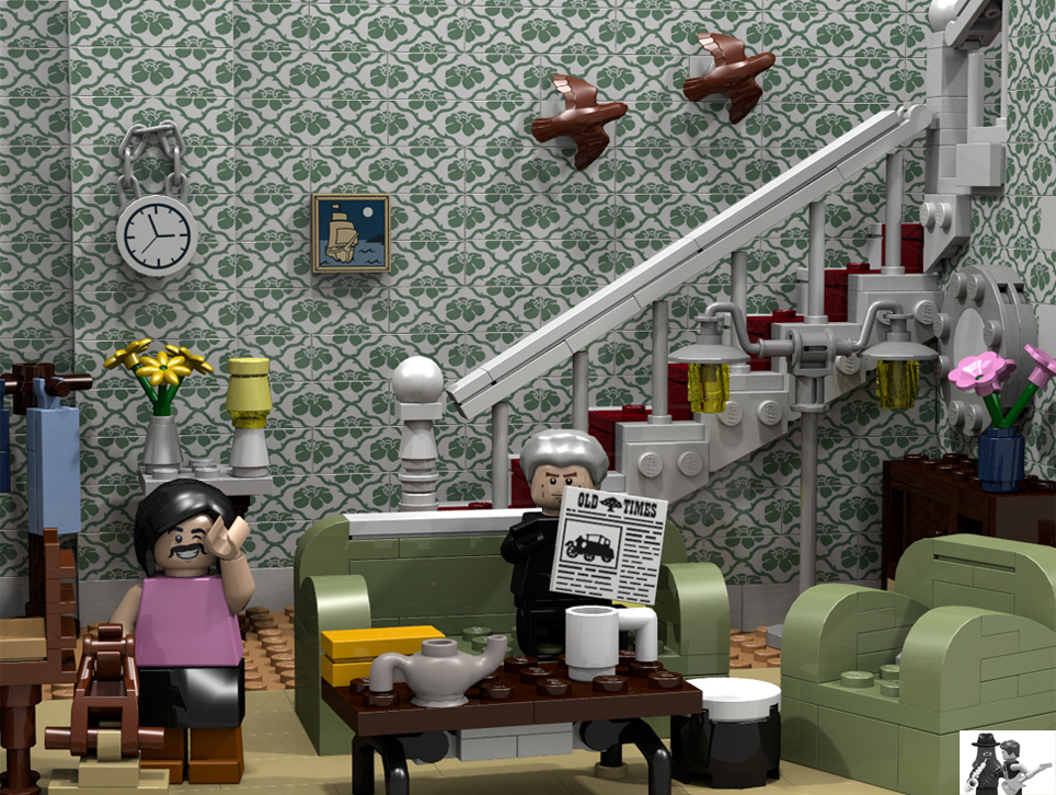 LEGO IDEAS - Product Ideas - Queen: I Want to Break Free