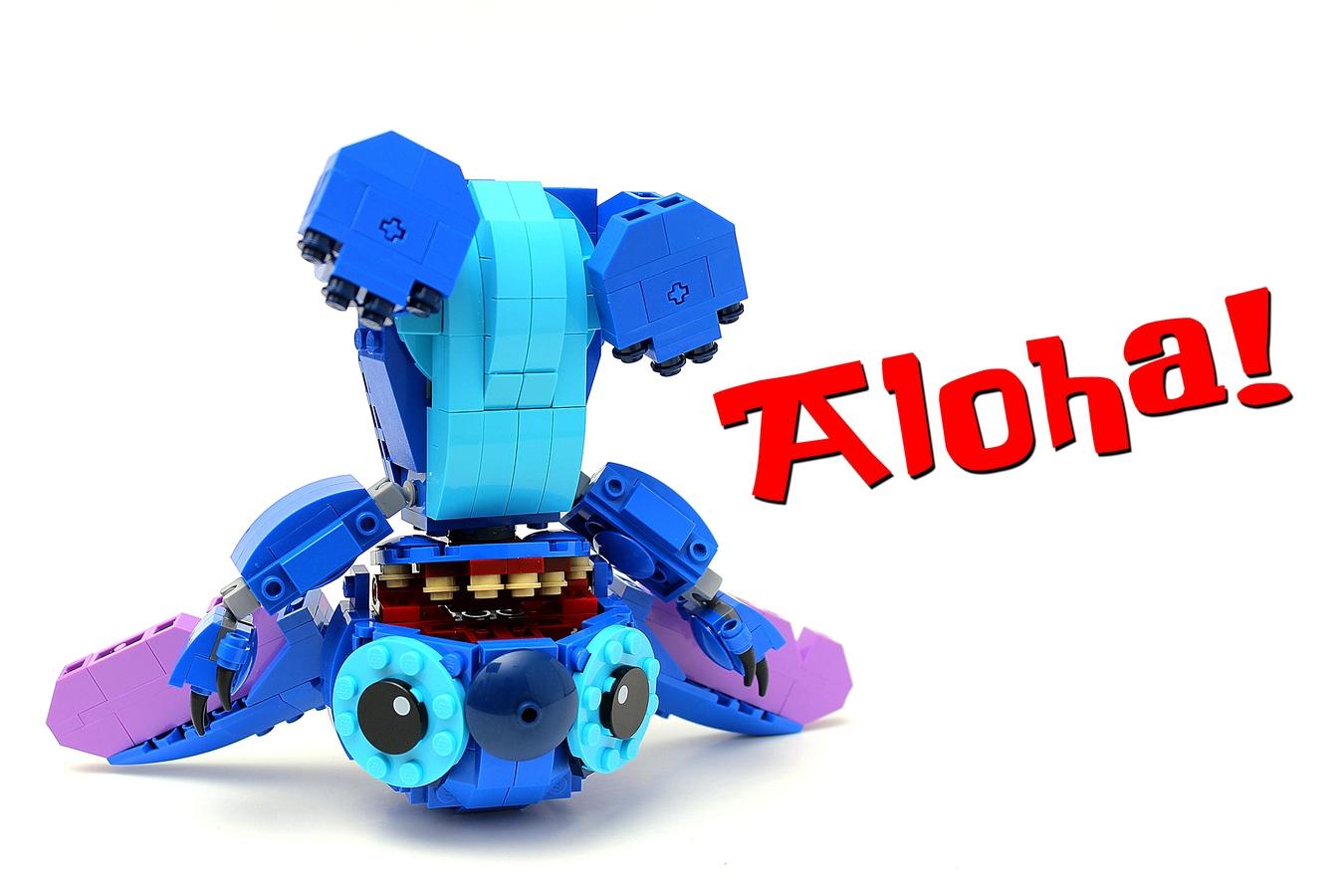 lego ideas product ideas stitch