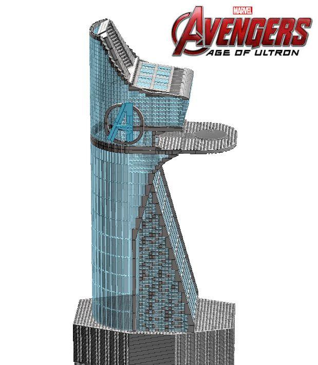 lego ideas product ideas ucs avengers tower