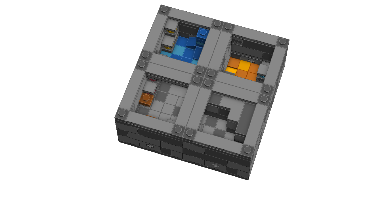 Lego Ideas Product Ideas Minecraft Mushroom Biome