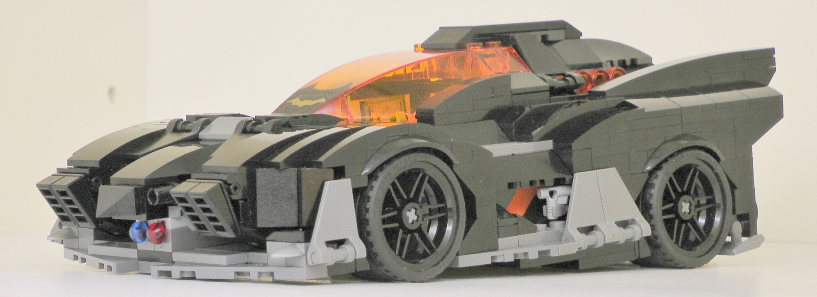 Lego Lamborghini Egoista Lamborghini Super Car
