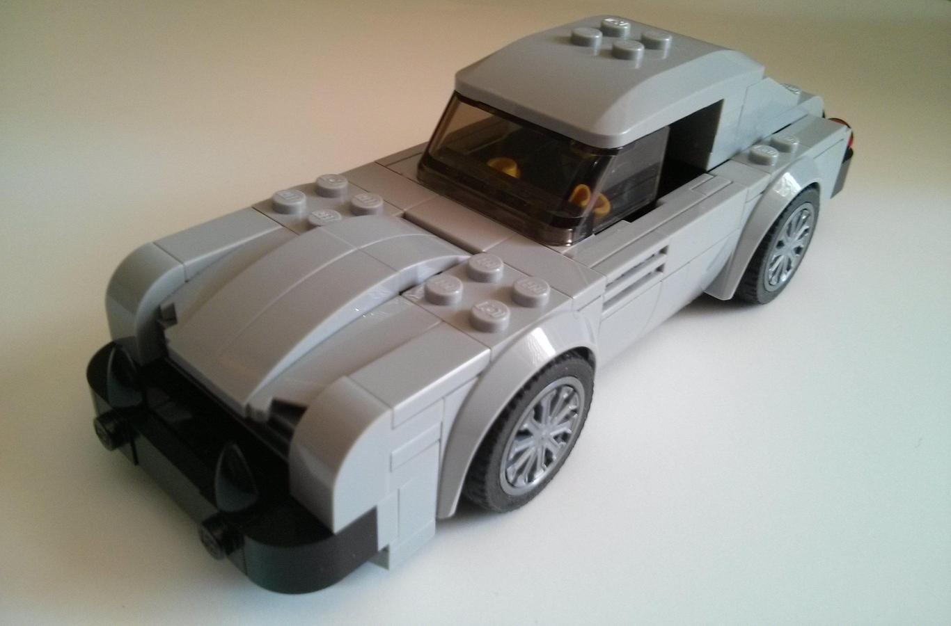 Lego Ideas Product Ideas Aston Martin Db5