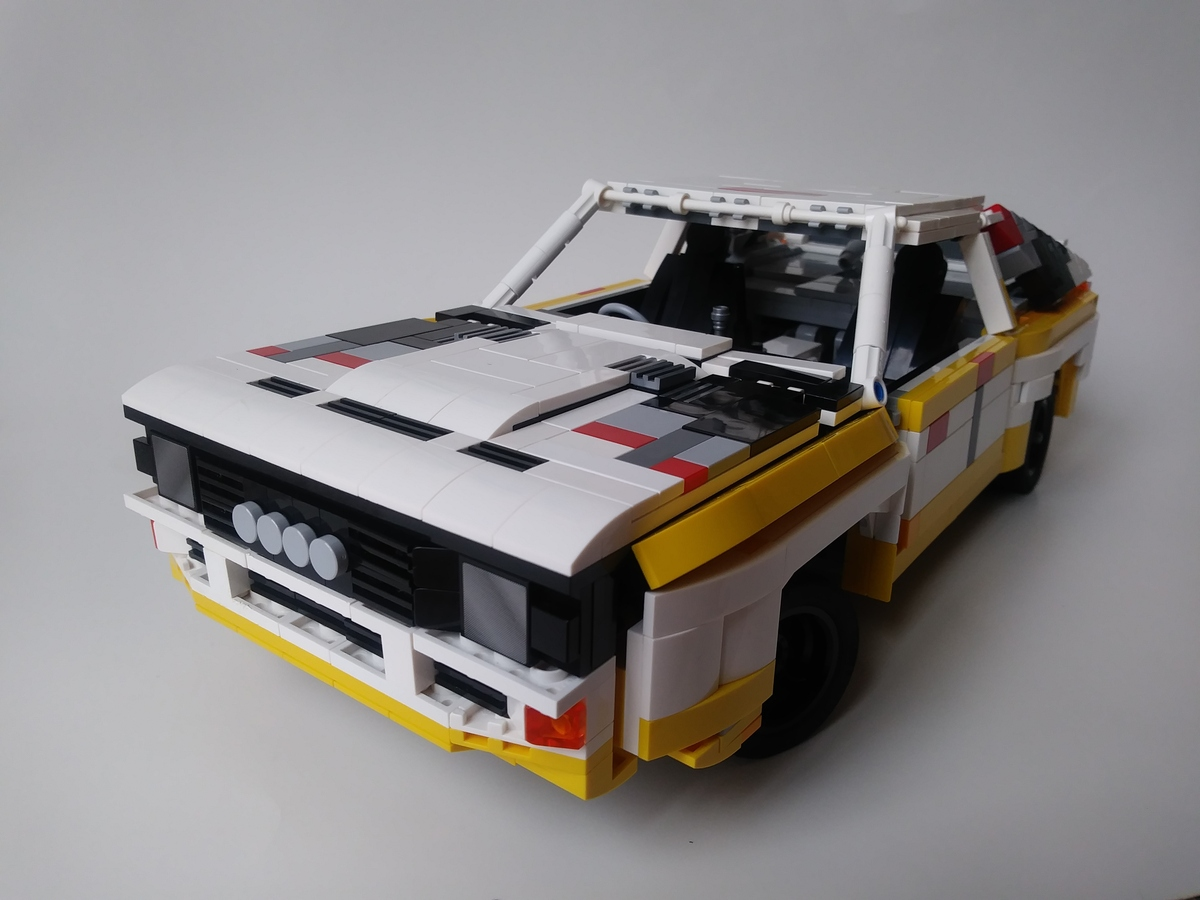 lego ideas product ideas 1985 audi quattro s1