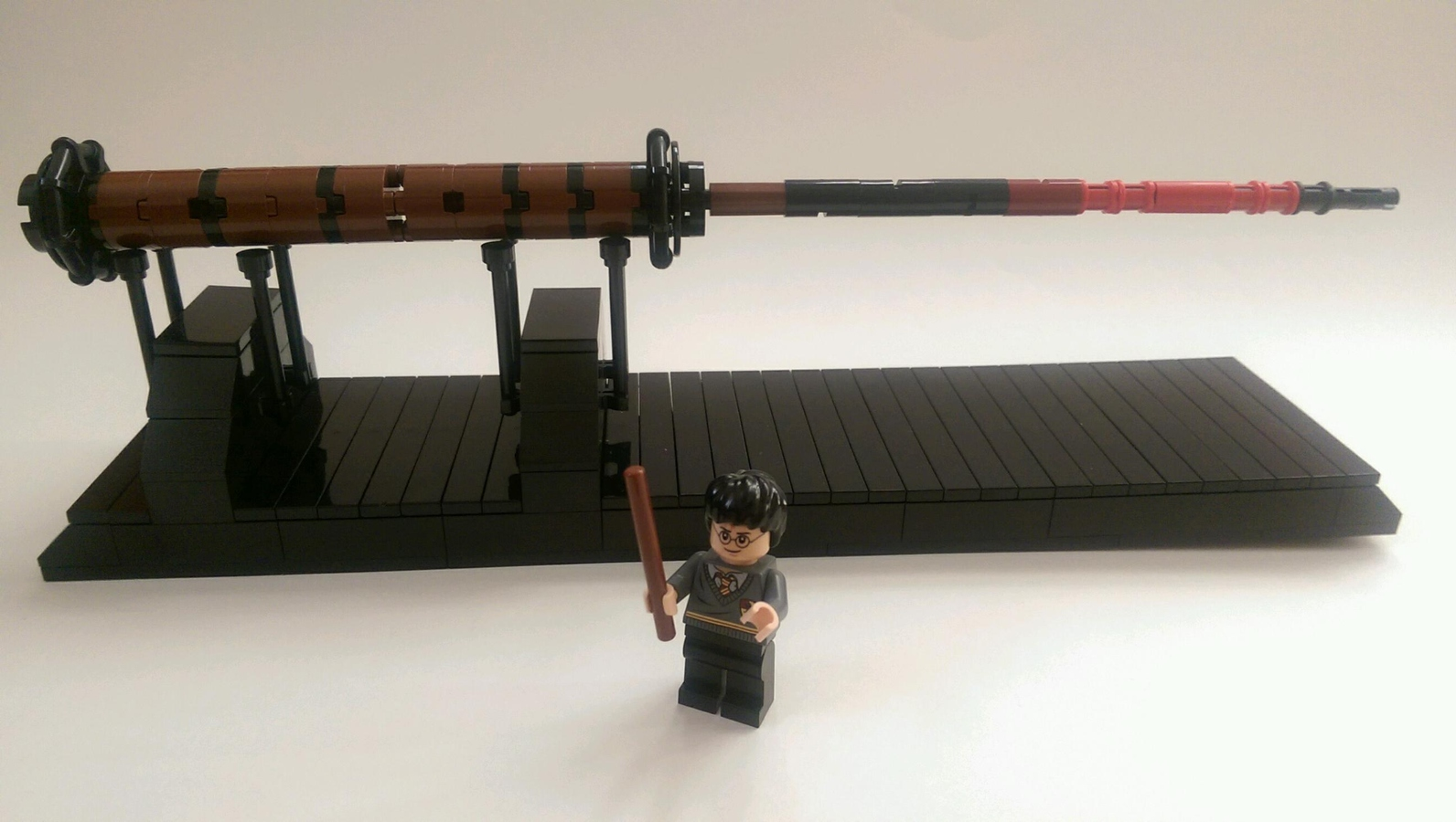 lego ideas - product ideas - harry potter's magic wand