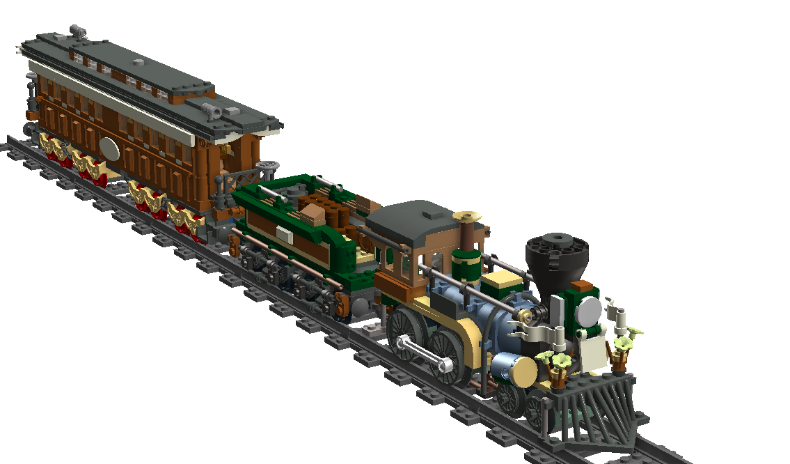 Lego Ideas Product Ideas The Lincoln Funeral Train