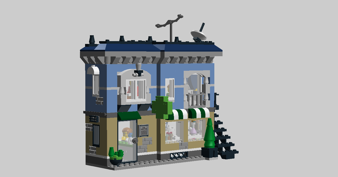 Lego Ideas Product Ideas Creator Style Pharmacy And Doctors
