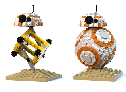 Lego Ideas Product Ideas Bb 8