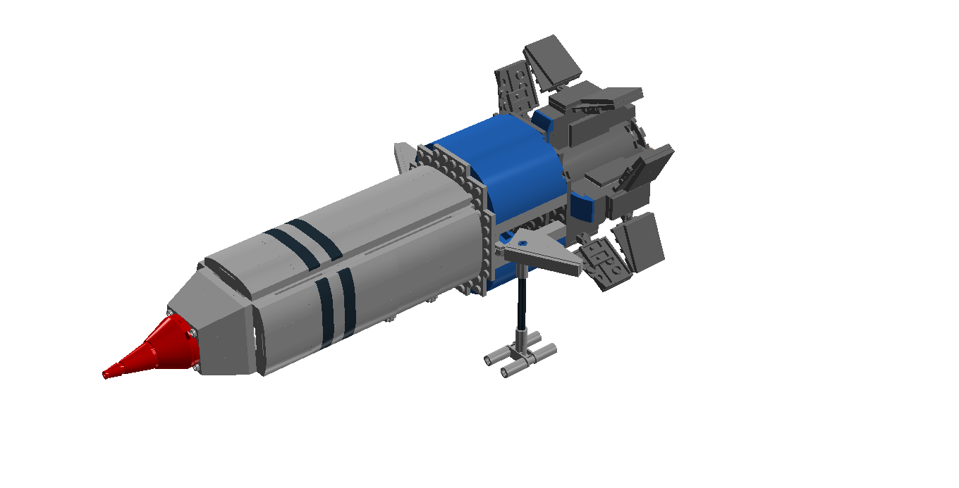 LEGO IDEAS - Product Ideas - Lego Thunderbirds are Go