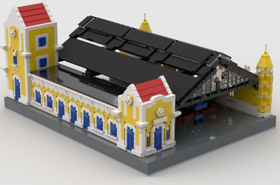 LEGO IDEAS - Product Ideas - Disney World Main Street Train