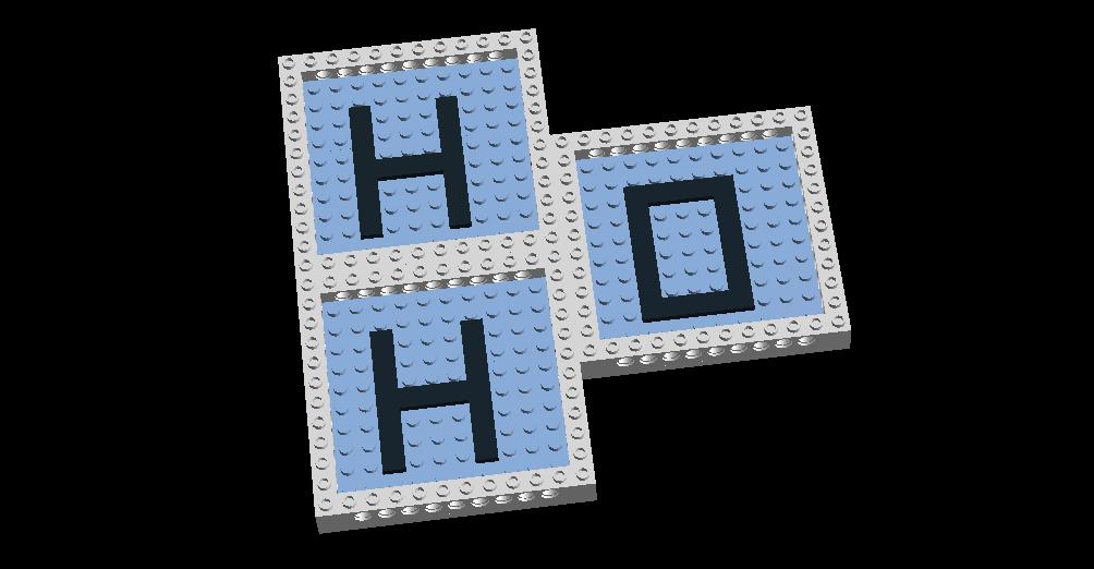 Lego Ideas Product Ideas The Periodic Table