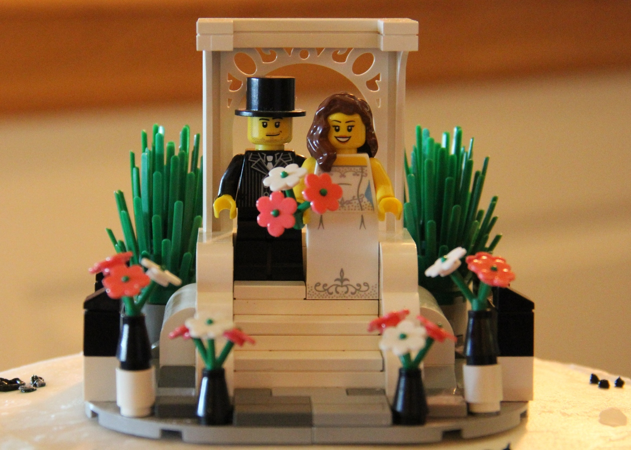 Lego Ideas Product Ideas Wedding Cake Topper