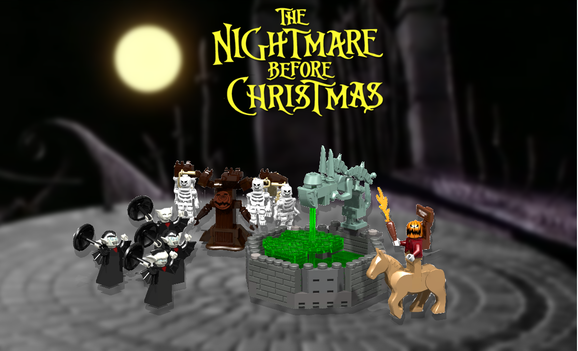 LEGO IDEAS - Product Ideas - The Nightmare Before Christmas: This is ...