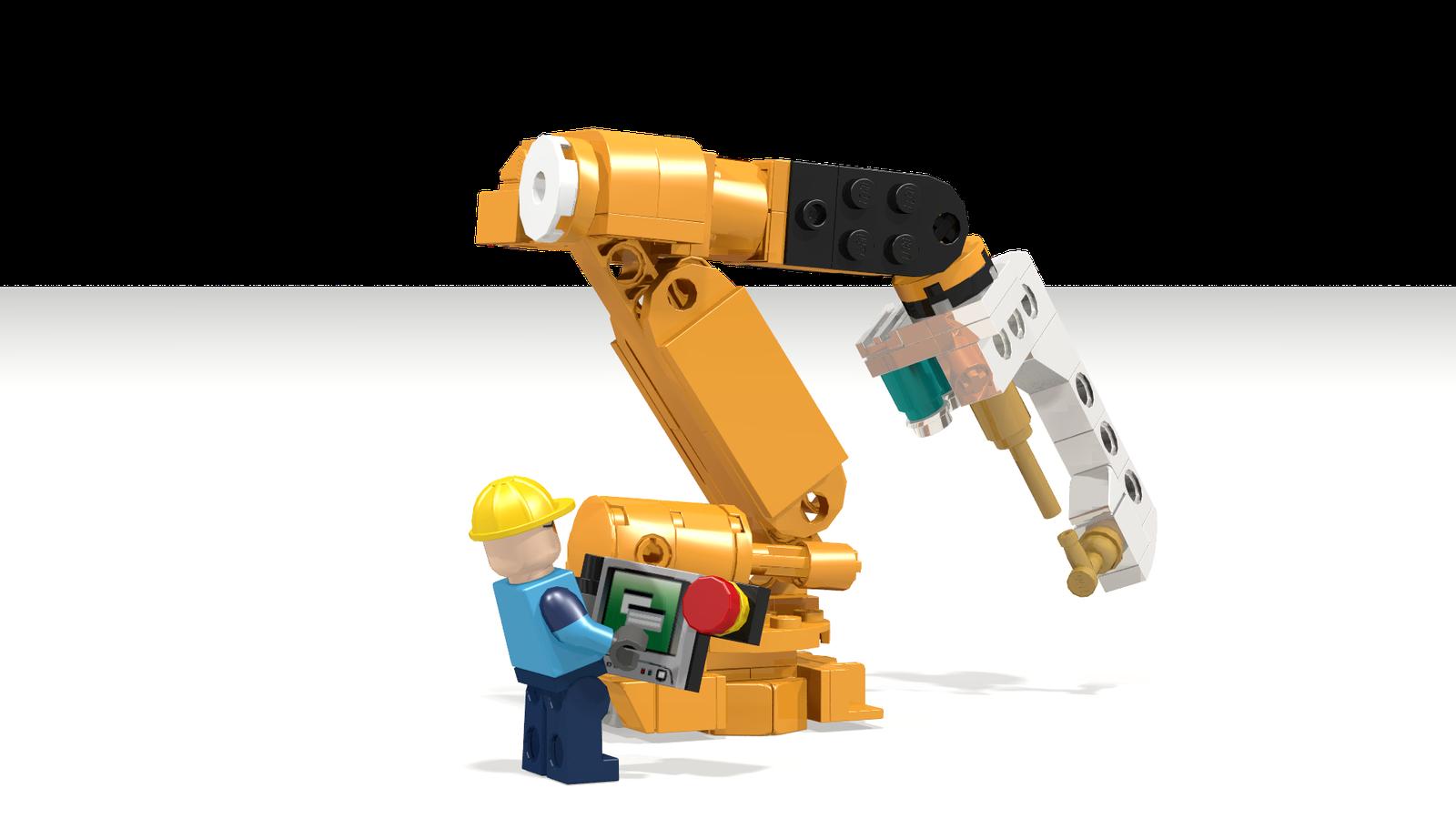 LEGO IDEAS - Product Ideas - Robot Programmer 4186aec96b