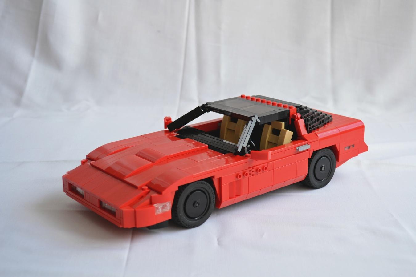 LEGO IDEAS - Product Ideas - Chevrolet Corvette C4