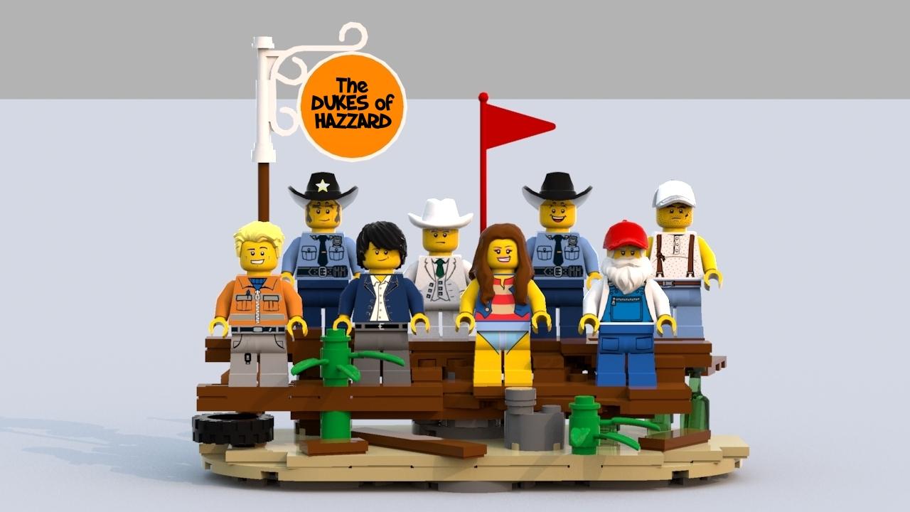 lego ideas product ideas the dukes of hazzard