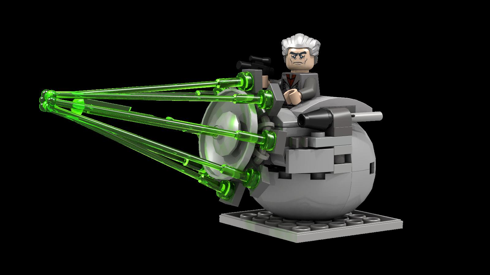 Lego Ideas Product Ideas Death Star Microfighter