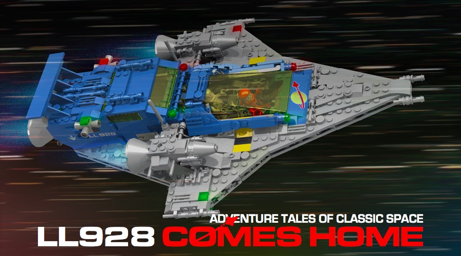 Lego Ideas Product Ideas Ll928 Comes Home