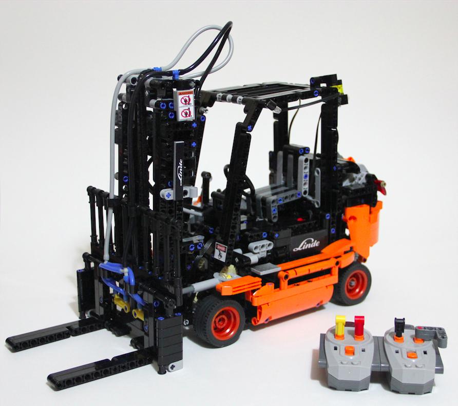 Lego Ideas Product Ideas Linde Forklift