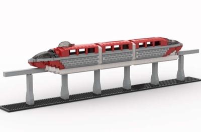 LEGO IDEAS - Product Ideas - Disneyland Lilly Belle Train Car