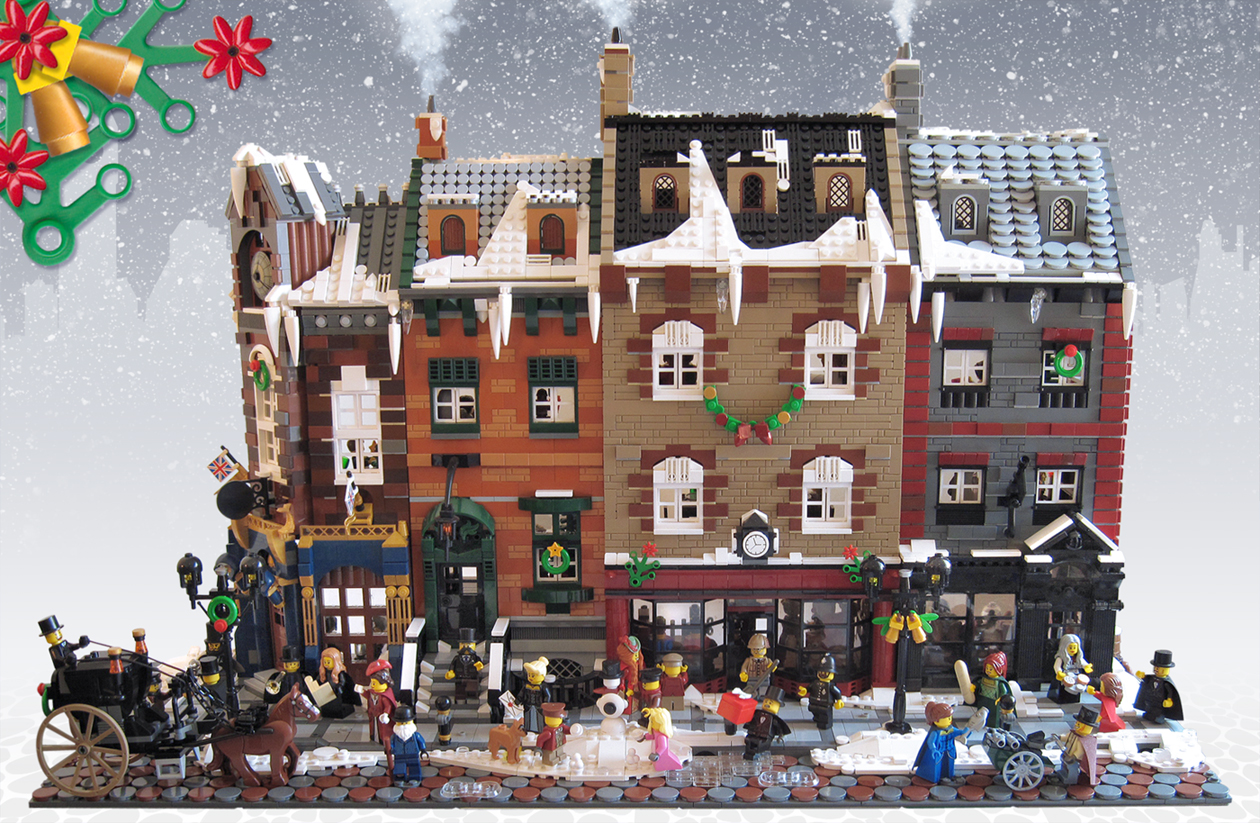 Christmas Village Sets