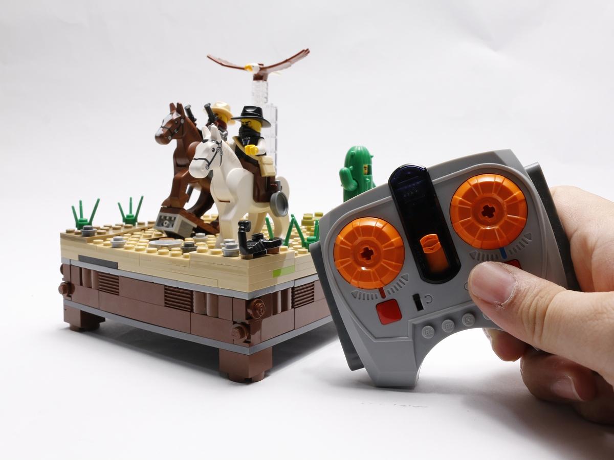 LEGO IDEAS - Product Ideas - Wild Western Cowboy Modular with