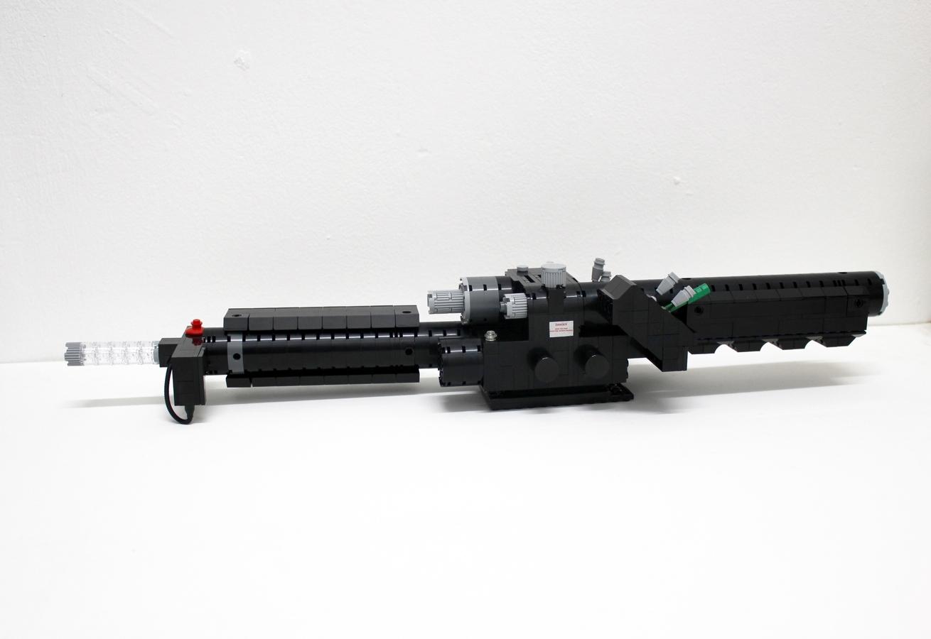 lego ideas - product ideas - ghostbusters neutrino wand