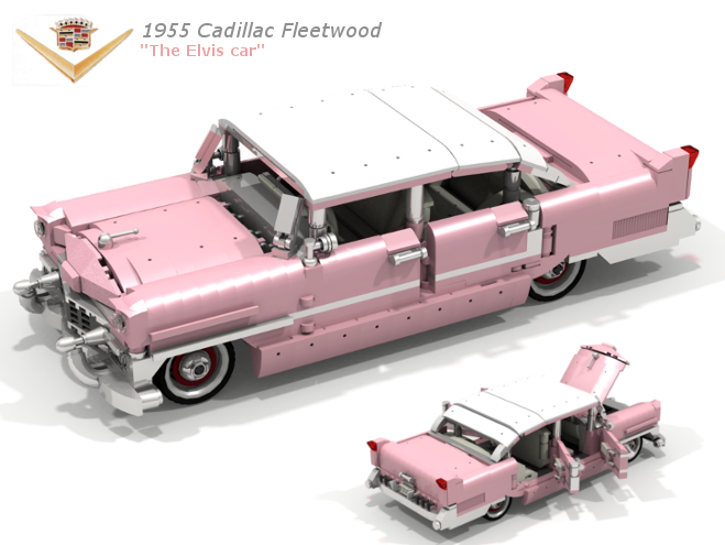 Lego Ideas Product Ideas Cadillac Fleetwood