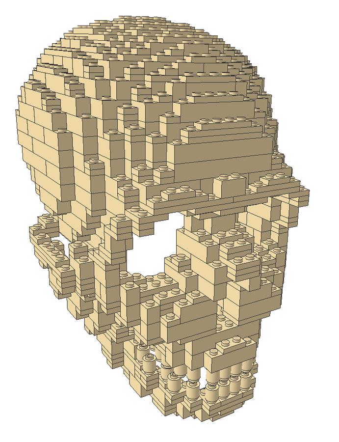 Lego Ideas Product Ideas Lego Skull