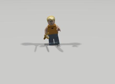 LEGO IDEAS - Percy Jackson and the Olympians: The Big House  Lego Percy Jackson Luke