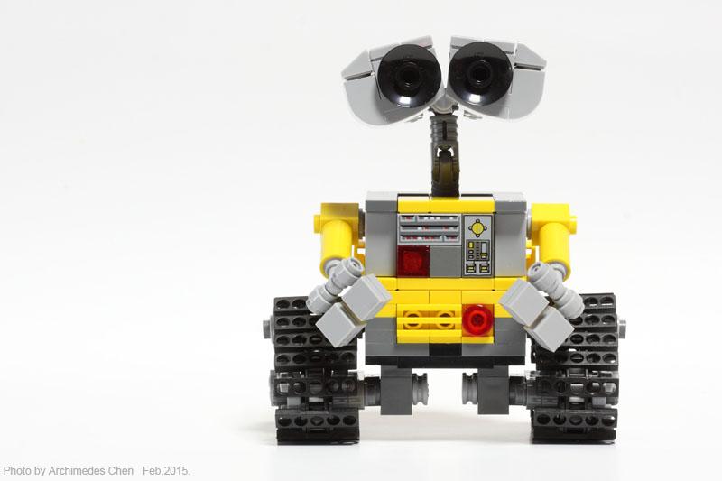 Lego Ideas Product Ideas Mini Wall E