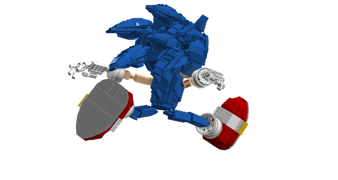 lego ideas product ideas sonic the hedgehog