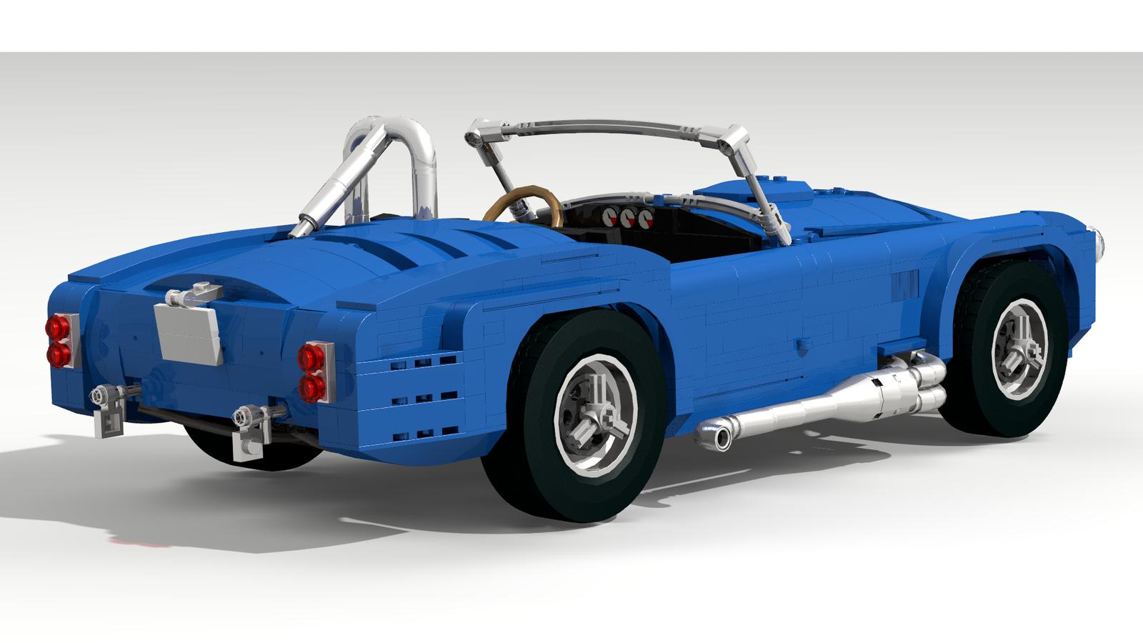 Lego Ideas Product Ideas Ac Cobra 427