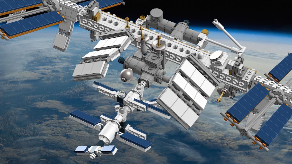 lego ideas product ideas international space station