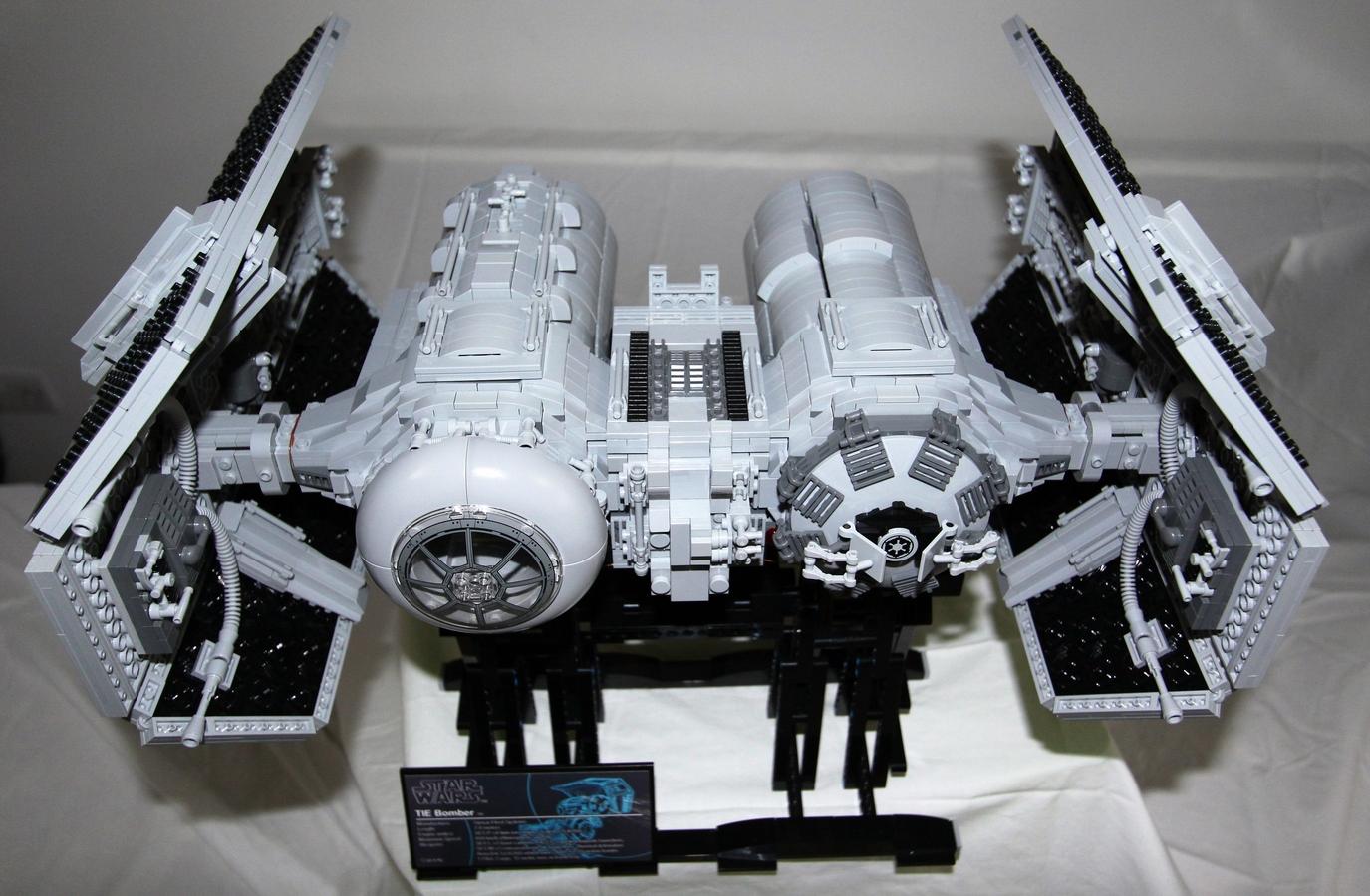 Lego Ideas Product Ideas Ucs Tie Bomber