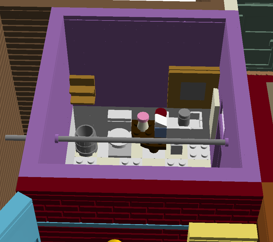 LEGO IDEAS - Product Ideas - Lego Friends: Monica's Apartment