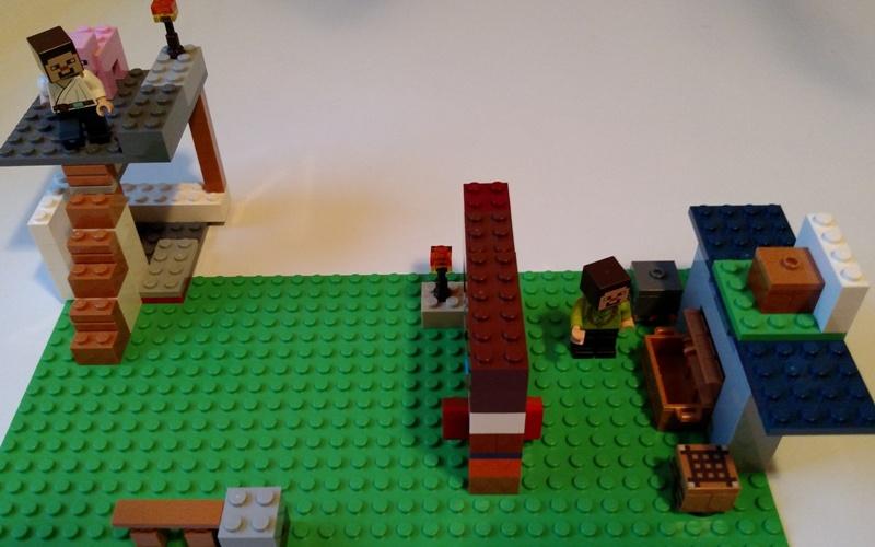 Lego Ideas Product Ideas Minecraft Story Mode Ivor S Basement